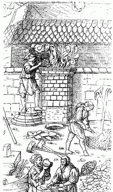 Bloomery Smelting Middle Ages