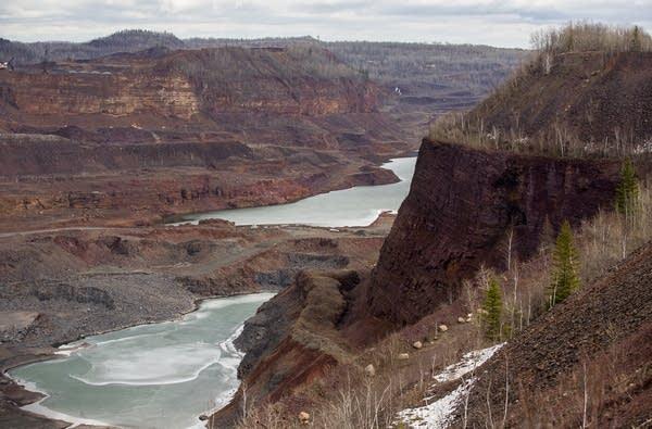 Mesabi iron range, Hibbing, MN