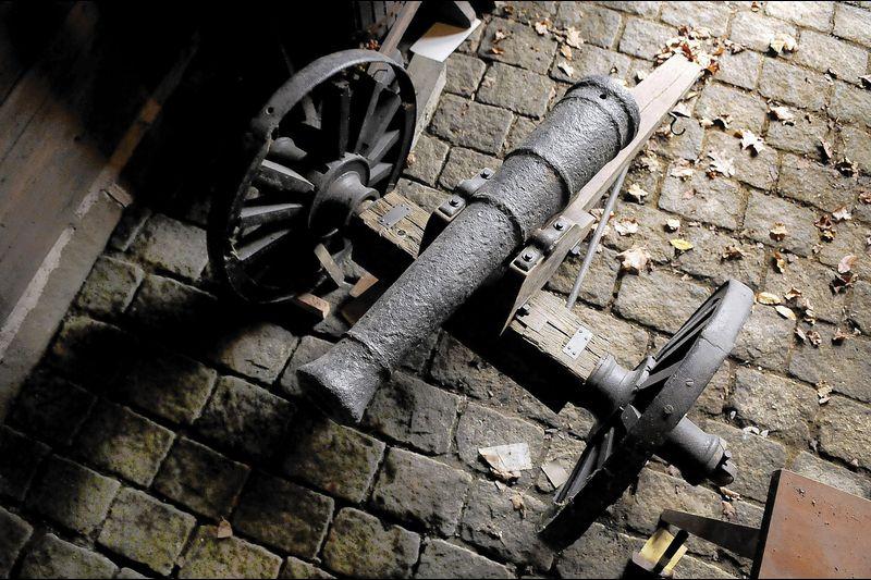Salisbury Cannon